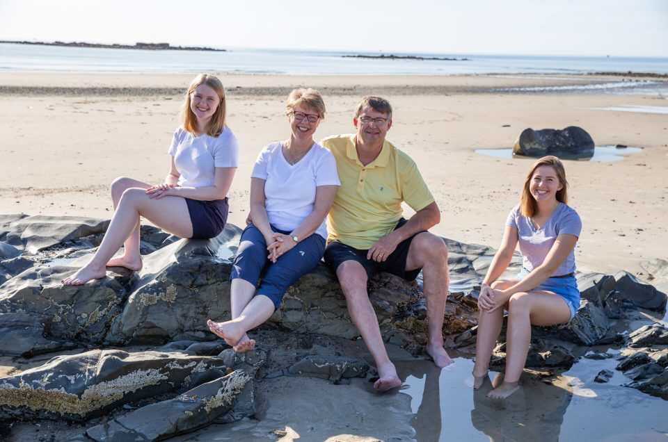 wells maine family session testimonial