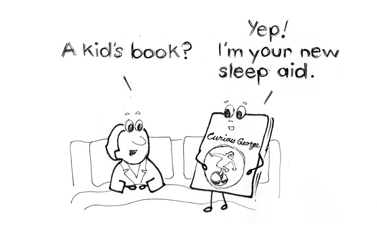 Childish sleep aid