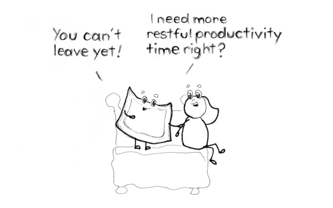 How More Rest makes you More Productive