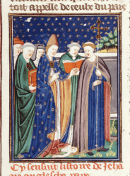 The female pope Medieval manuscripts blog