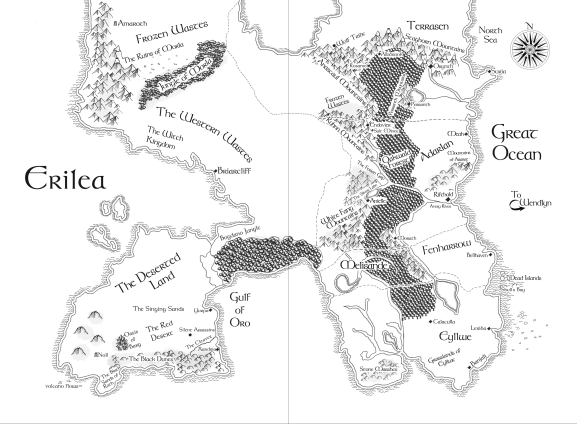 Image result for terrassen throne of glass