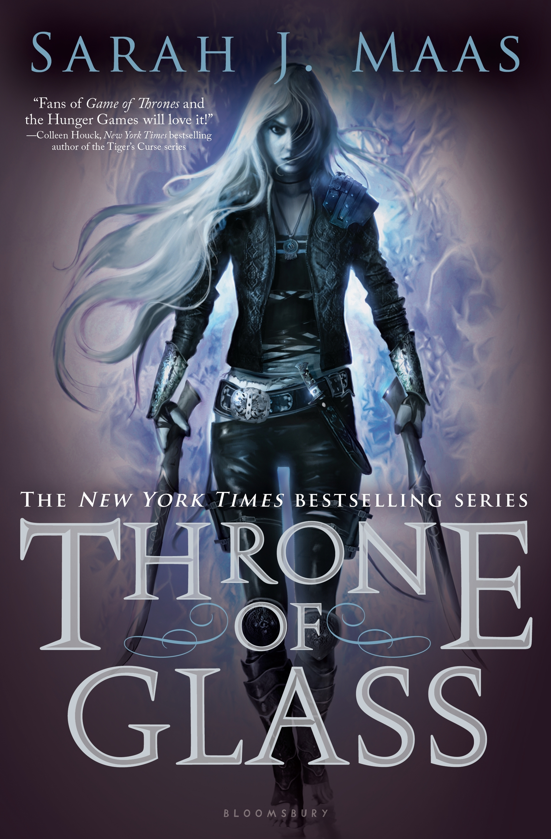 Image result for throne of glass by sarah j. maas us