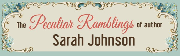 ThePeculiarRamblingsOfAuthorSarahJohnson-HeaderImage-1