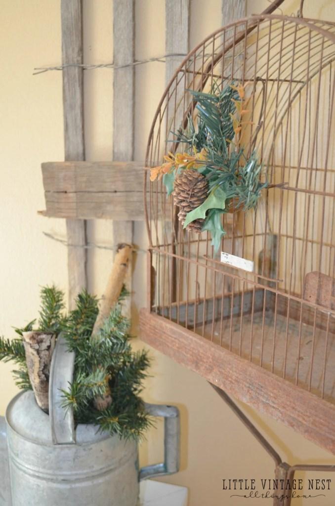 Winter Decorating Tips & Tricks from Little Vintage Nest