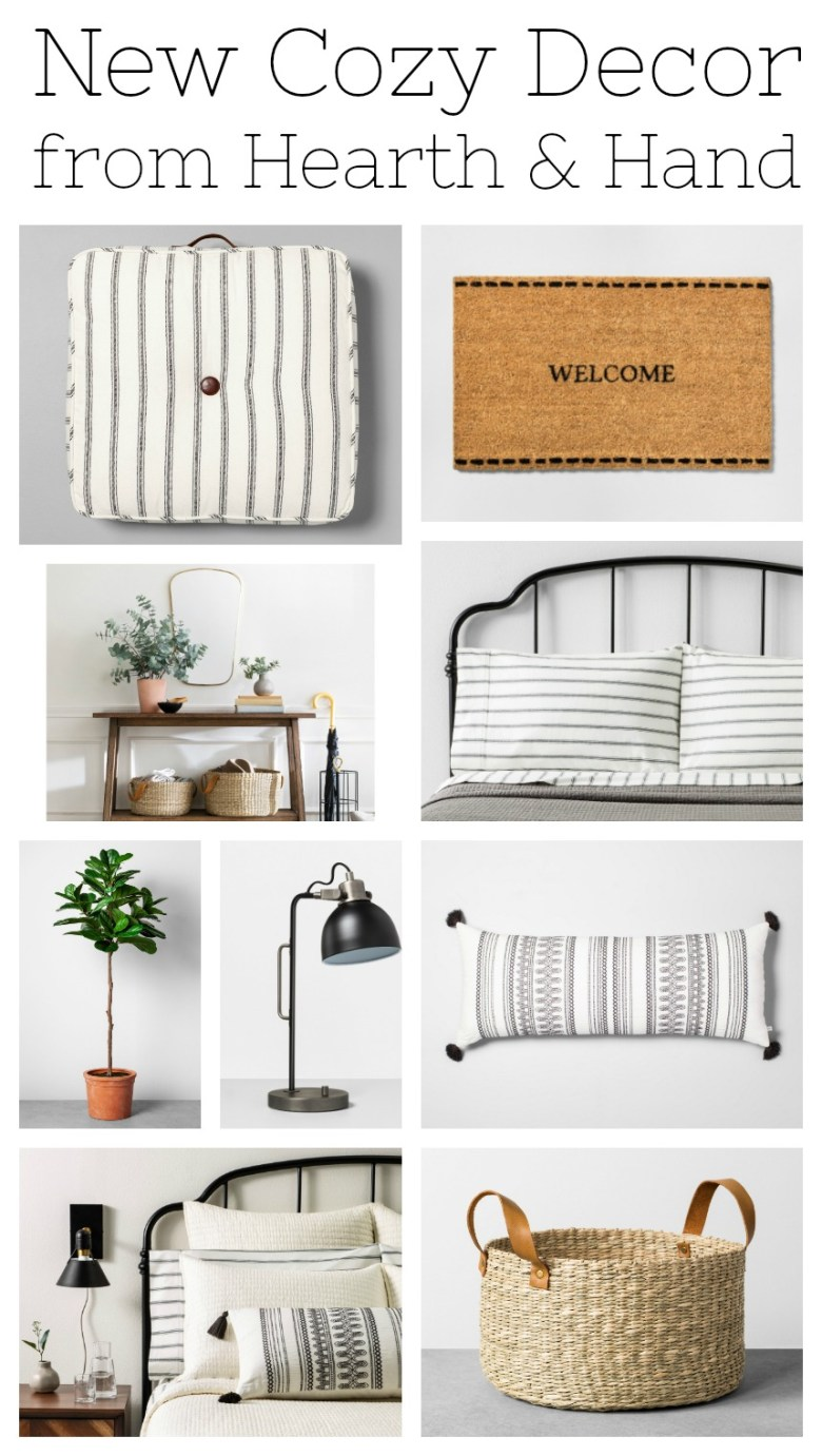 New Decor from Hearth & Hand at Target!