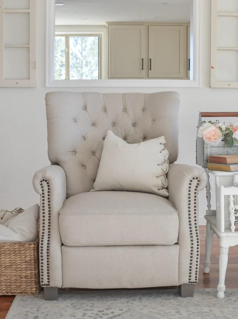 review of our walmart recliners sarah joy