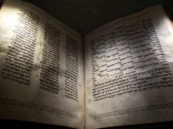 11th-century Hebrew Bible from Aragon.