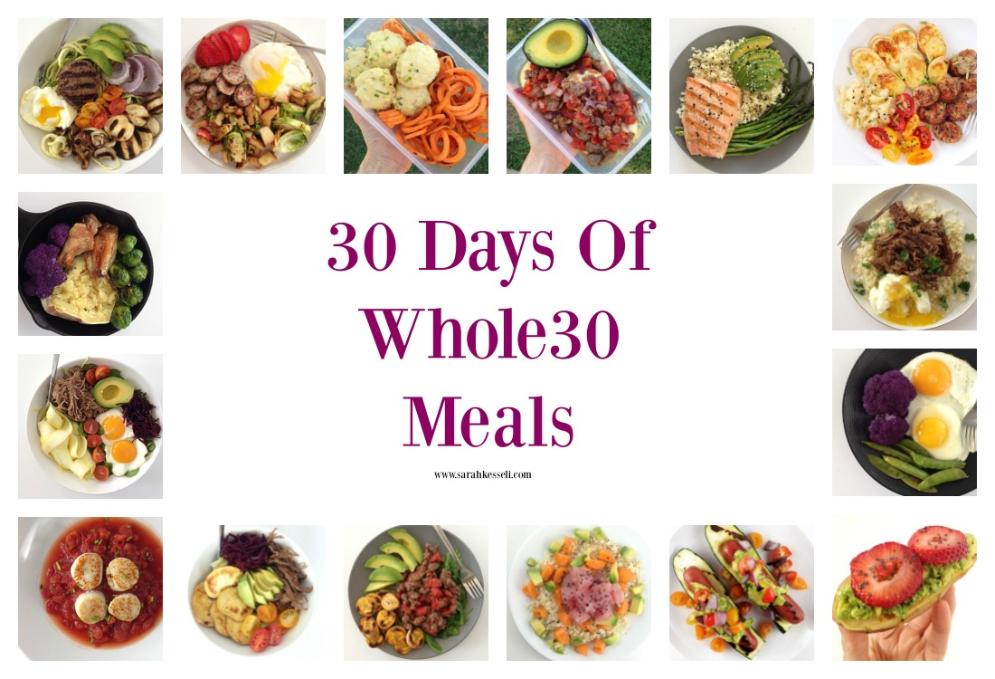 30 days of whole30 ebook