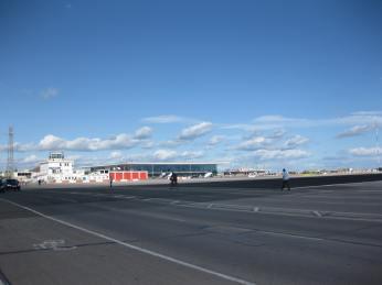 Start- und Landebahn Gibraltar