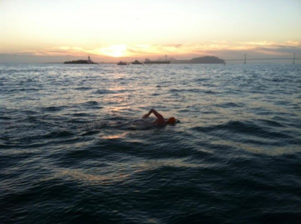 Swimming--Birthday Swim