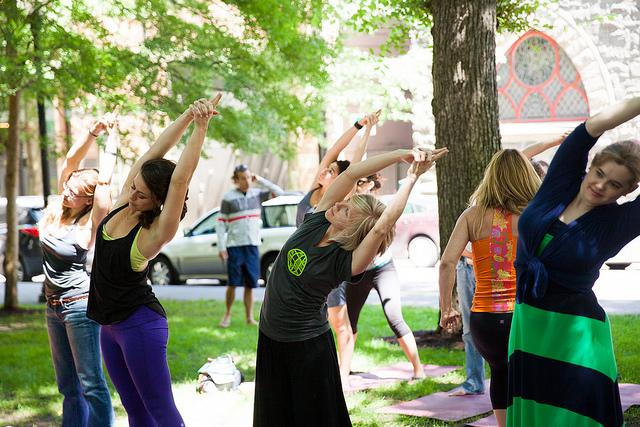 WDS Yoga Park