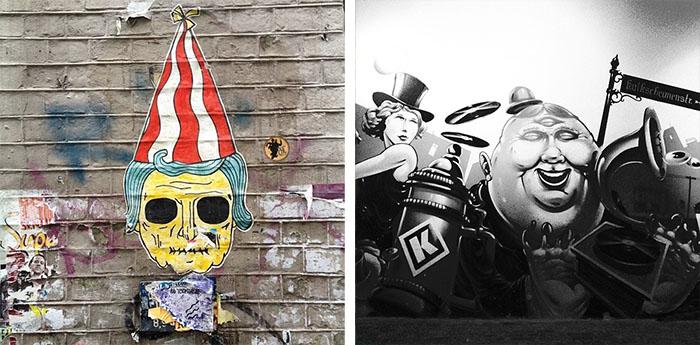 AIB-Berlin Street Art by Alex