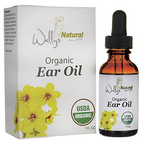 Wally's Organic Ear Oil