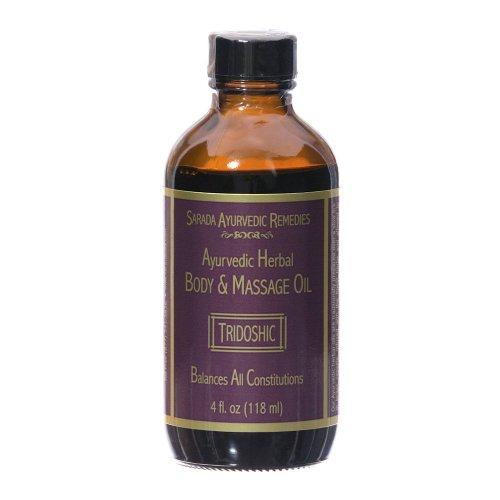 Sarada Tridoshic Body & Massage Oil