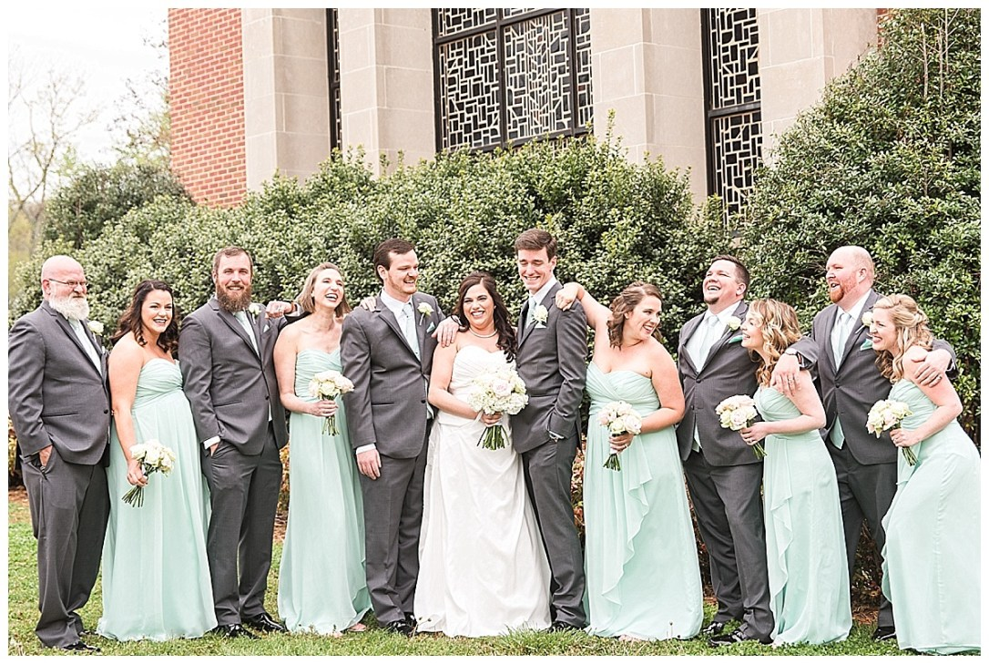 Chattanooga The Mill Wedding 49