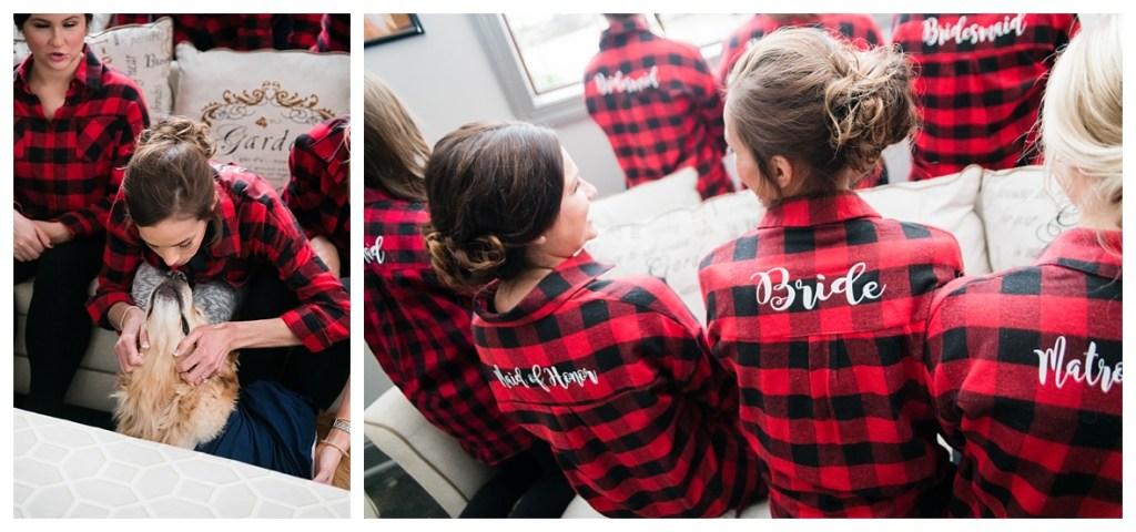 lumberjack wedding shirts