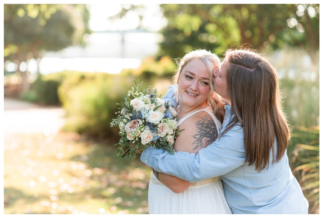 lesbian wedding in chattanooga