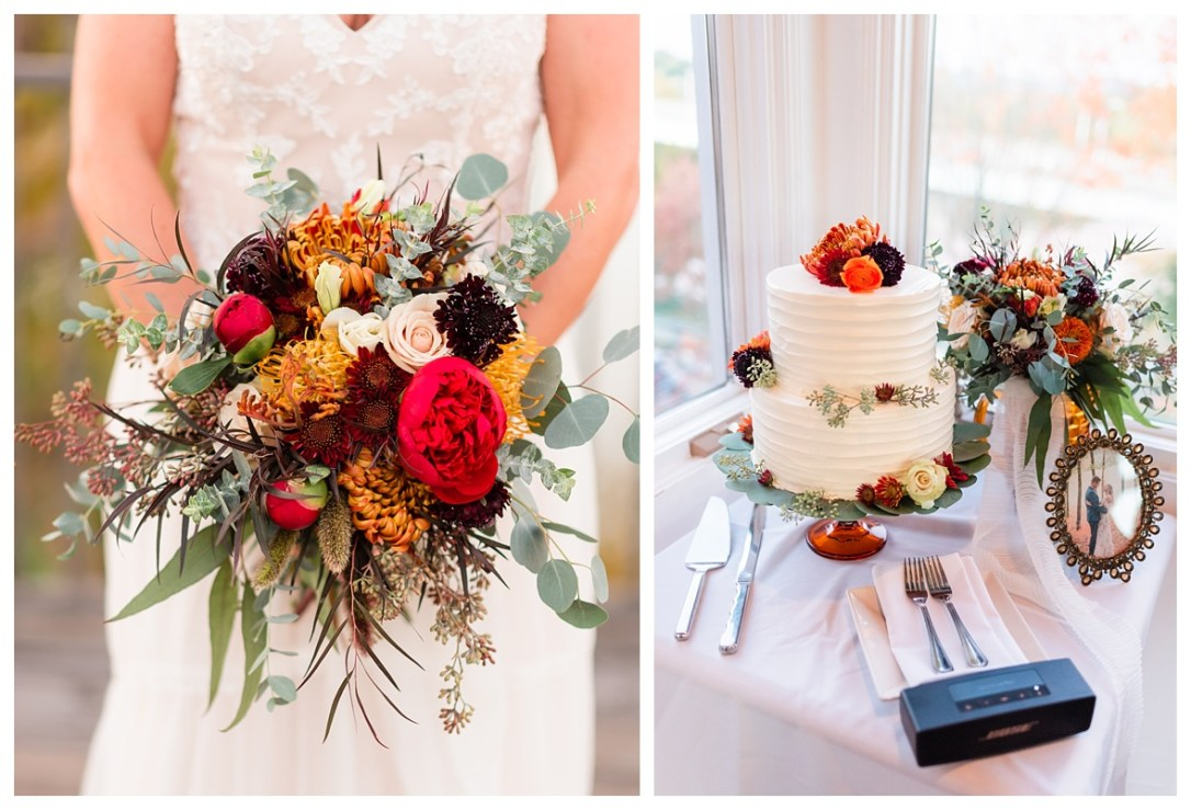 Fall floral ideas for wedding
