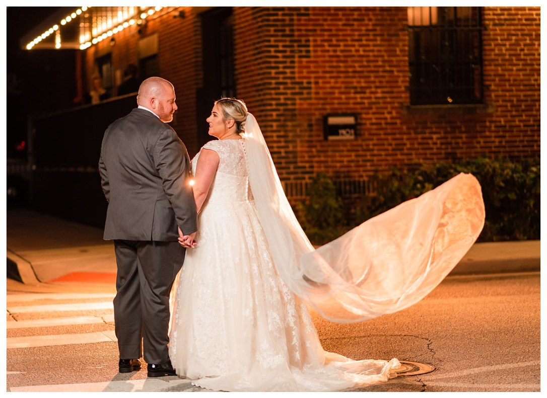 Wedding at The Turnbull in Chattanooga