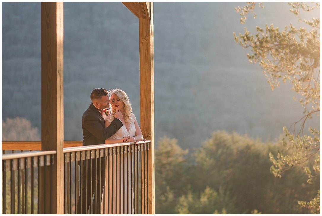 Gardens in the Gorge Wedding Photos