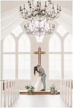 The Highlands Chapel at Howe Farms | White Wedding Chapel_1347