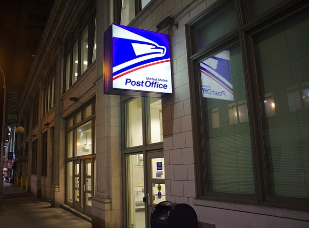 usps location for mailing applications