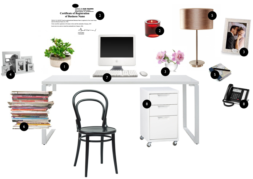 Feng Shui your Desk  Sarah London