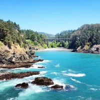 An Afternoon In Mendocino