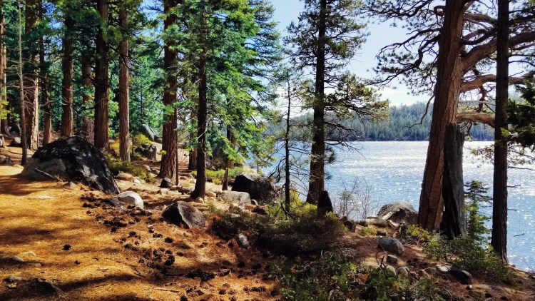 Rubicon Trail, Hiking, South Lake Tahoe