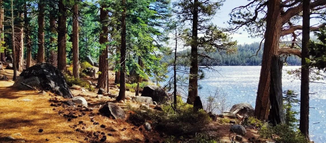 Rubicon Trail, Hiking, South Lake Tahoe