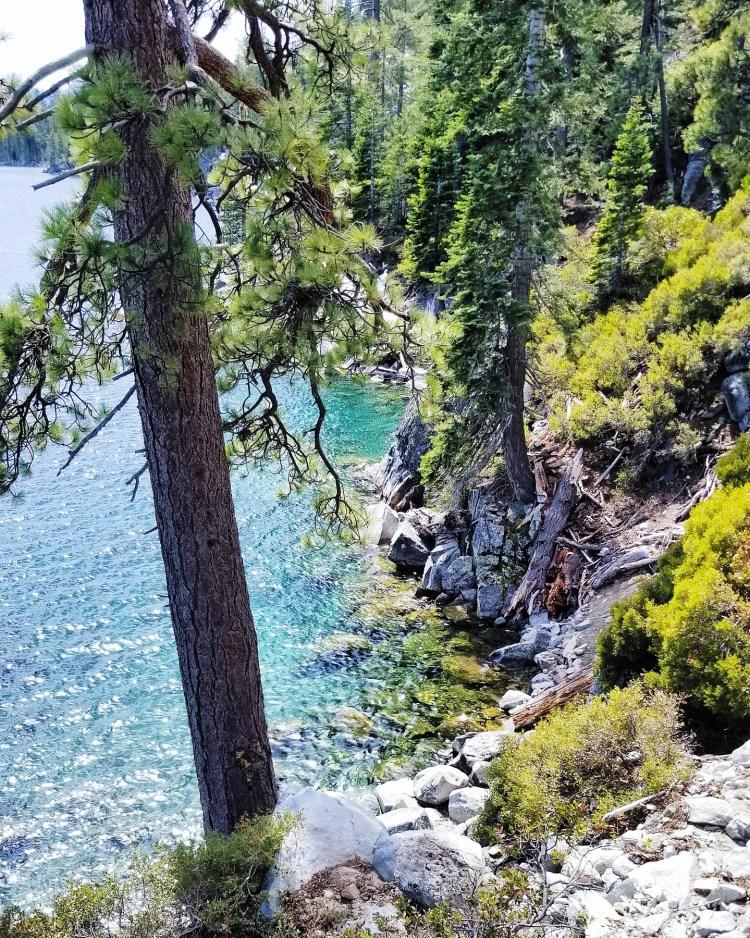 Rubicon Trail, Lake Tahoe, Hiking