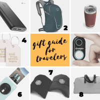 Gift Guide For Travelers 2019