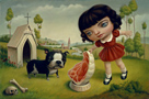 A Dog Named Jesus, Mark Ryden