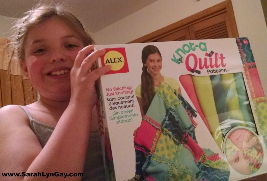 AlexBrands Knot A Quilt