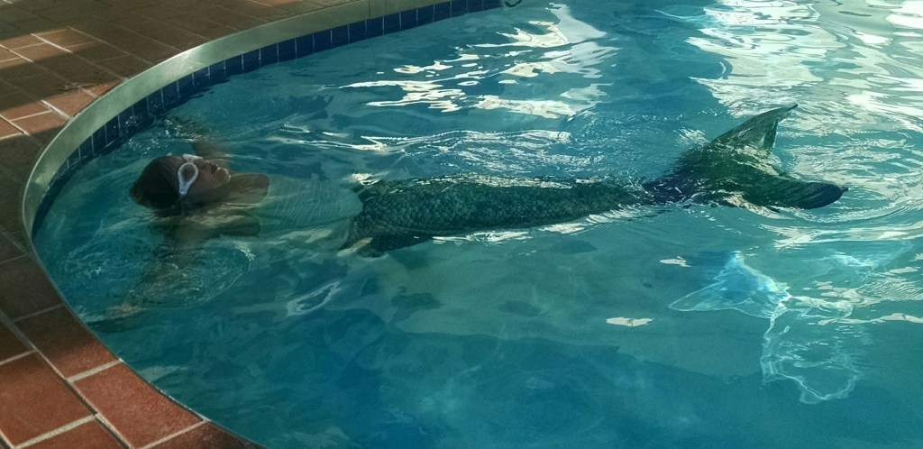 Fin Fun Mermaiden Mermaid Tail for Swimming