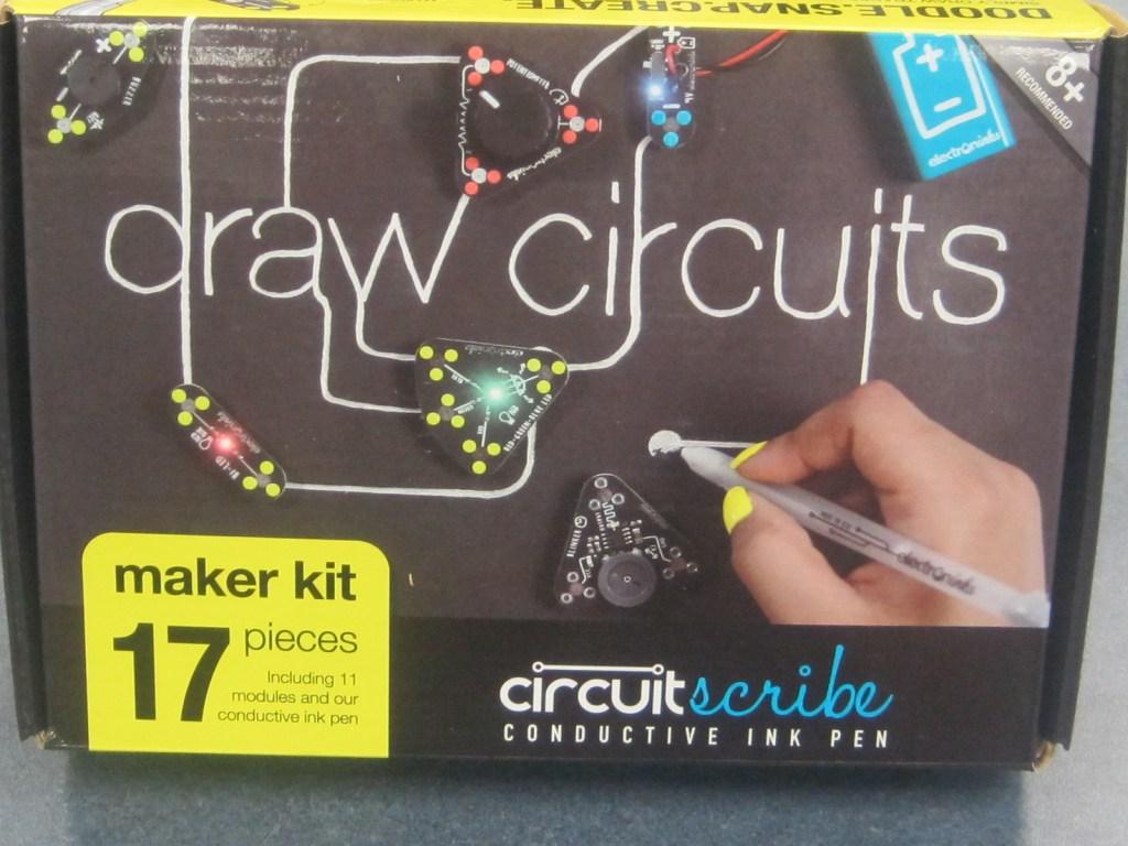 Circuit Scribe has the Write Stuff