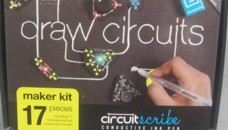 "Circuit Scribe has the ""Write"" Stuff"
