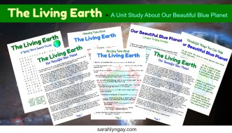 The Living Earth Study Unit