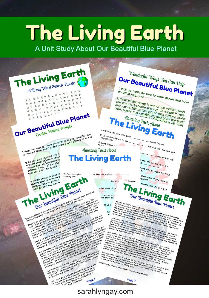 The Living Earth Study Unit