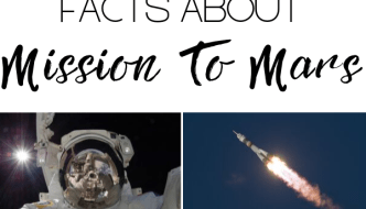 20 facts about mission to mars