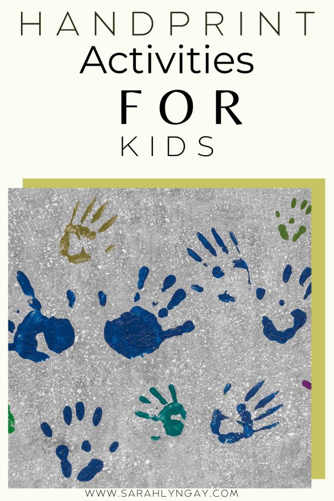 The Best Handprint Activities for Kids
