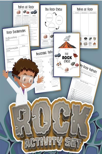 rock activity set