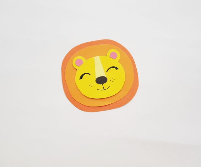 Lion King Unit Study Craft Instructions