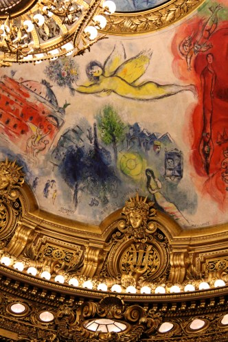 Primary colors at their best by Marc Chagall.