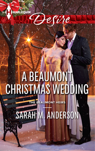 A Beaumont Christmas Wedding by Sarah M. Anderson