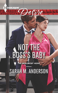 Not the Boss Baby by Sarah M. Anderson