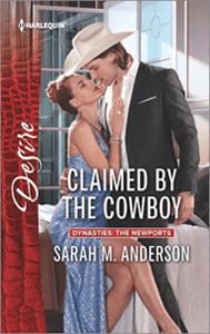 Claimed by the Cowboy by Sarah M. Anderson