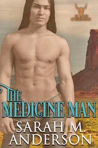 The Medicine Man by Sarah M. Anderson