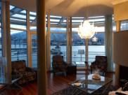 My lovely suite at the Rica Ishavshotel in Tromsø