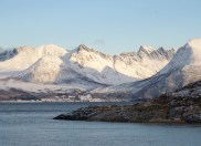 Driving to Sommerøy